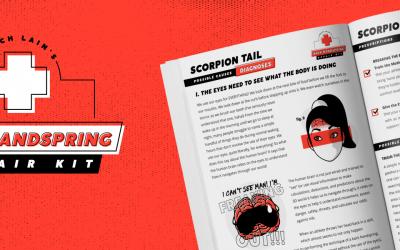 Introducing The Back Handspring Repair Kit™